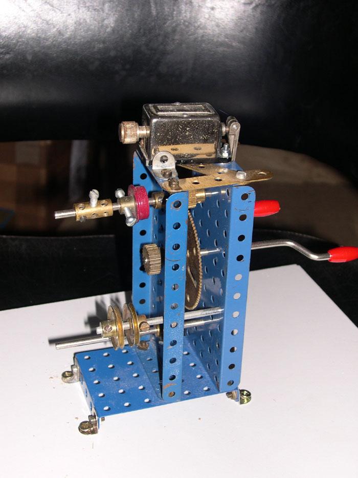 diy winding machine