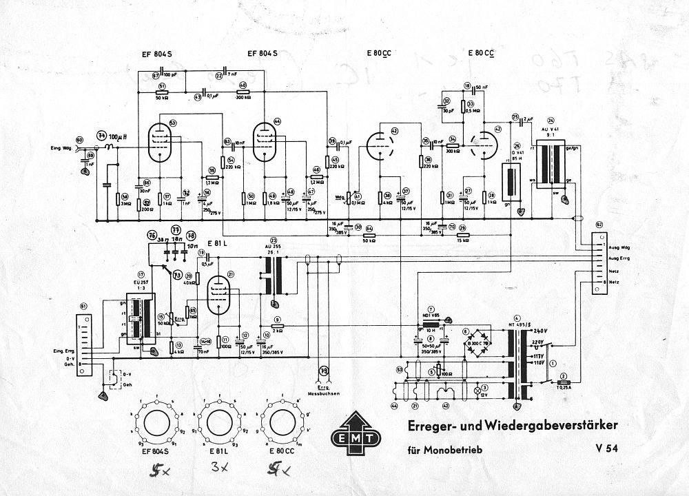 how can i make my mono emt 140 become a stereo emt 140